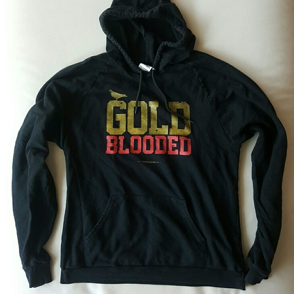 e1a0ff7a Adapt Other | Gold Blooded Niners Hoodie | Poshmark